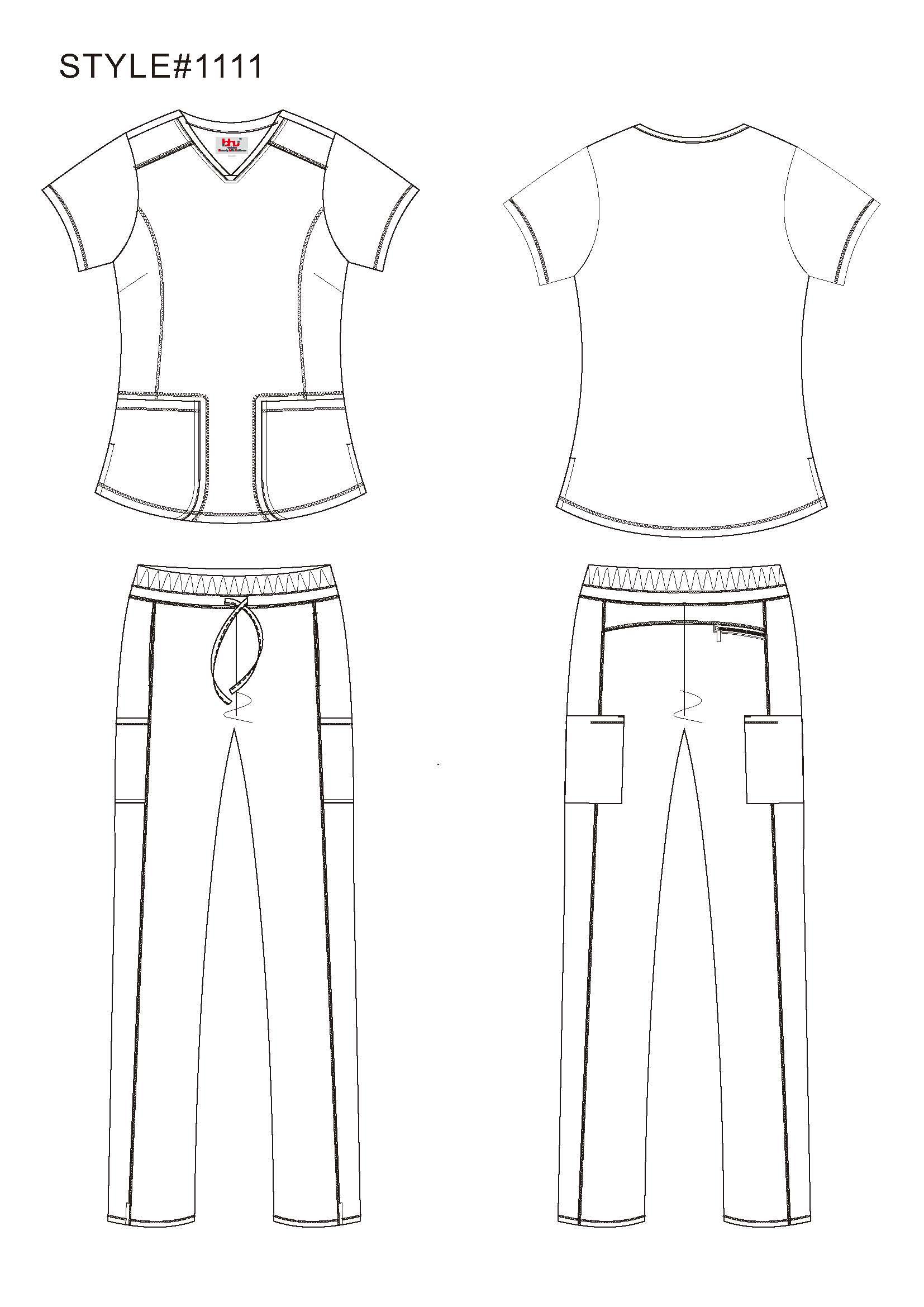 1111 sketch
